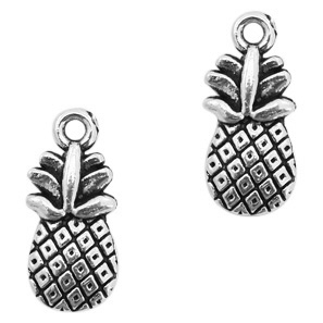 Bedel ananas zilver