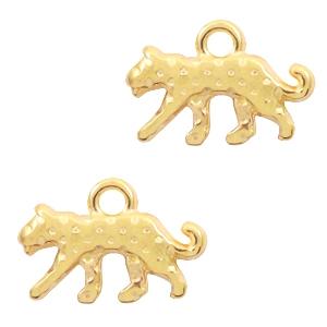 DQ bedel luipaard goud