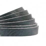 DQ plat leer 5mm bluestone grey