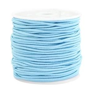 Elastiek 1.5mm arctic blue