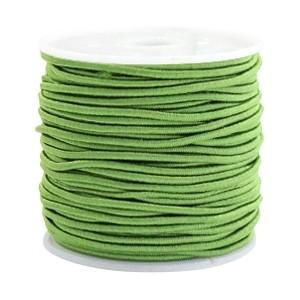 Elastiek 1.5mm jasmine green