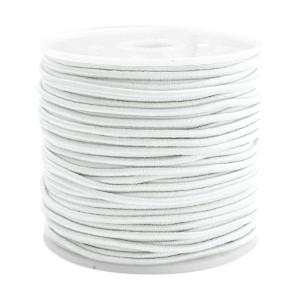 Elastiek 1.5mm white