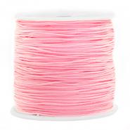 Macramé draad 0.8mm pink