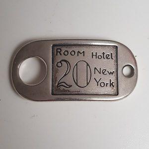 Tussenstuk hotel New York