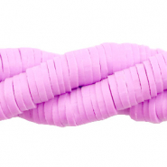 Katsuki kralen 6mm light lavender purple