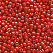 Rocailles 2mm crimson red