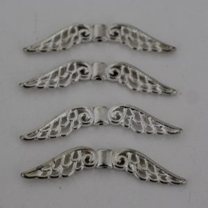 Vleugel groot zilver