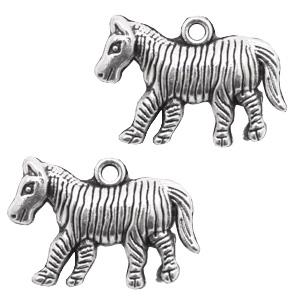 Bedel zebra zilver