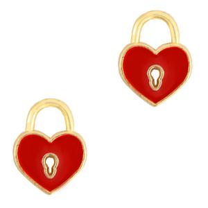 DQ bedel hart rood goud