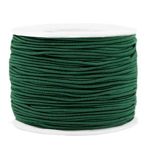 Elastiek 1.2mm eden green