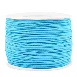 Elastiek 1.2mm light blue