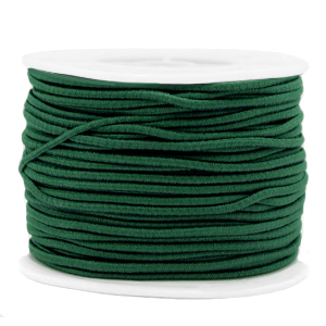 Elastiek 2mm eden green