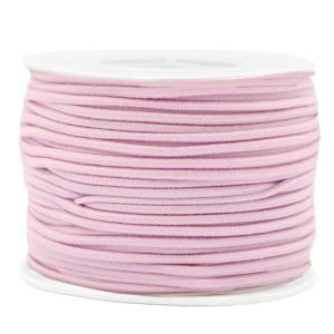 Elastiek 2mm pink