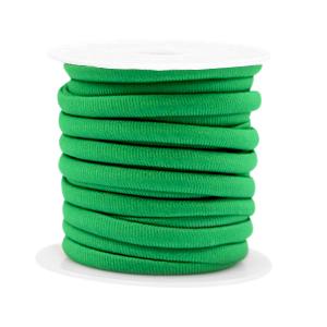 Elastisch Ibiza lint 4mm irish green