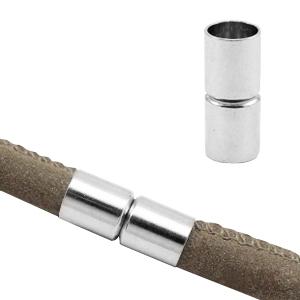 Magneetsluiting Ø6.2mm zilver